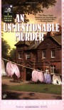 An Unmentionable Murder - Kate Kingsbury