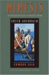 Mimesis: The Representation of Reality in Western Literature (Fiftieth-Anniversary Edition) - Erich Auerbach, Willard R. Trask, Edward W. Said