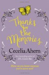 Thanks For The Memories - CECELIA AHERN