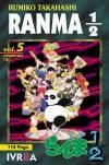 Ranma 1/2, #5 - Rumiko Takahashi