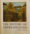 The History of Impressionism - John Rewald