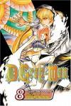 D.Gray-man, Volume 08 - Katsura Hoshino