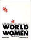 Longman Anthology of World Literature by Women, 1875-1975 - Marian Arkin