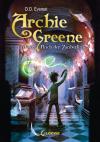 Archie Greene und der Fluch der Zaubertinte: Band 2 - D.D. Everest, Nadine Mannchen