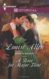 A Rose for Major Flint (Brides of Waterloo) - Louise Allen