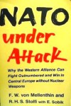 NATO under Attack - F.W. von Mellenthin, R.H.S. Stolfi, E. Sobik