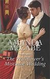 The Wallflower's Mistletoe Wedding - Amanda McCabe
