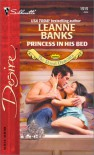 Princess in His Bed (The Royal Dumonts, #3) - Leanne Banks