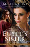 Egypt's Sister (The Silent Years Book #1): A Novel of Cleopatra - Angela Hunt