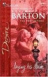 Laying His Claim (The Protectors, #23) - Beverly Barton