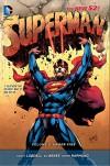 Superman Vol. 5: Under Fire (The New 52) (Superman (DC Comics Numbered)) - Scott Lobdell, Ken Lashley, Brett Booth