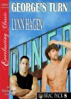 George's Turn [Brac Pack 8] (Siren Publishing Everlasting Classic ManLove) - Lynn Hagen