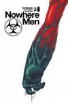 Nowhere Men #3 (Nowhere Men, #3) - Eric Stephenson, Nate Bellegarde, Jordie Bellaire