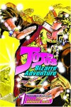 JoJo's Bizarre Adventure, Vol. 1 - Hirohiko Araki, 荒木 飛呂彦