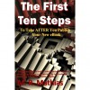 The First Ten Steps - What to do AFTER your new book is published - M.R. Mathias