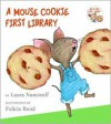 A Mouse Cookie First Library (Board Book) - Laura Joffe Numeroff, Felicia Bond