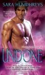 Undone (The Amoveo Legend) by Humphreys, Sara(May 7, 2013) Mass Market Paperback - Sara Humphreys