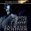 Burning Up Flint: Cyborg Seduction, Book  - Laurann Dohner