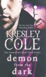 Demon From the Dark - Kresley Cole