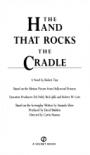 The Hand That Rocks the Cradle - Robert Tine