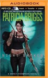 Night Broken (Mercy Thompson Series) - Patricia Briggs, Lorelei King