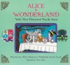 Alice in Wonderland: With 3-Dimensional Pop-Up Scenes (Fairytale Pop-ups) - Lewis Carroll, Maria Taylor