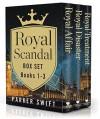 Royal Scandal Box Set - Parker Swift