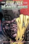 Star Trek / Planet of the Apes #1 (of 5) - Scott Tipton, David Tipton, Juan Ortiz, Rachael Stott