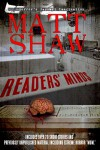 Readers' Minds: A Collection of Dark Short Stories - Matt Shaw