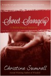 Sweet Savagery - Christine Sumrall