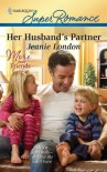 Her Husband's Partner - Jeanie London