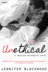 Unethical - Jennifer Blackwood