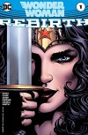 Wonder Woman: Rebirth (2016) #1 - Greg Rucka, Liam Sharp, Paulo Siqueira, Matthew Clark