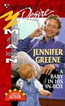 Baby In His In - Box (Man Of The Month) (Desire , No 1129) - Jennifer Greene