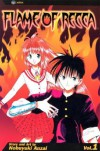 Flame of Recca, Vol. 01 - Nobuyuki Anzai