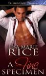 A Fine Specimen - Lisa Marie Rice