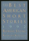 The Best American Short Stories 1992 - Katrina Kenison