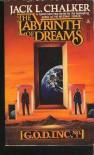 The Labyrinth of Dreams (G.O.D., Book 1) - Jack L. Chalker