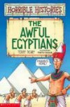 Awful Egyptians - Terry Deary, Martin Brown
