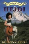 Heidi Book and Charm - Johanna Spyri