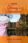 Miss Darcy's Companion - Joana Starnes