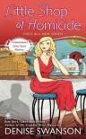 By Denise Swanson Little Shop of Homicide: A Devereaux's Dime Store Mystery (Original) - Denise Swanson