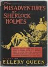 The Misadventures of Sherlock Holmes - Ellery Queen