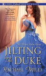 Jilting the Duke (The Muses' Salon Series) - Rachael Miles
