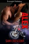 Alex (The Skulls Book 11) - Sam Crescent