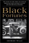 Black Fortunes: The Story of the First Six African Americans Who Escaped Slavery and Became Millionaires - Shomari Wills