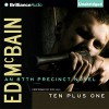 Ten Plus One - Ed McBain, Dick Hill