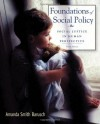 Foundations of Social Policy: Social Justice in Human Perspective - Amanda S. Barusch