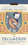 The Decameron - Giovanni Boccaccio, Mark Musa, Peter Bondanella, Thomas G. Bergin