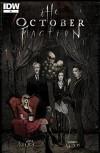 The October Faction #1 - Steve Niles, Damien Worm